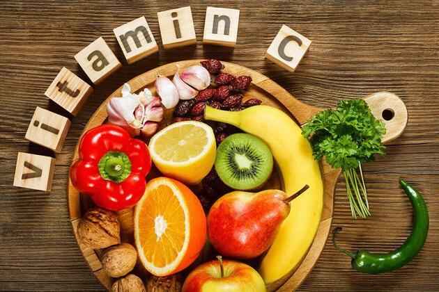 C Vitamini Koronavirüs