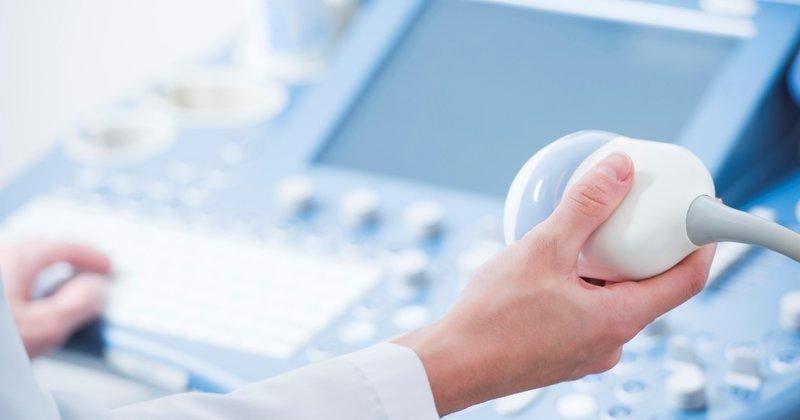 Transfontanel ultrason