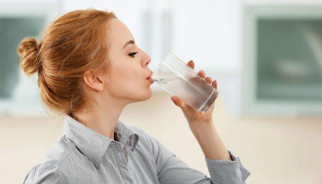 Vücudu susuz bırakmak